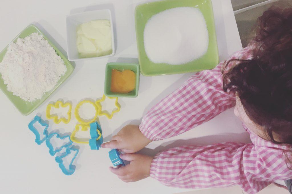 Galletas de Yogur y Limón
