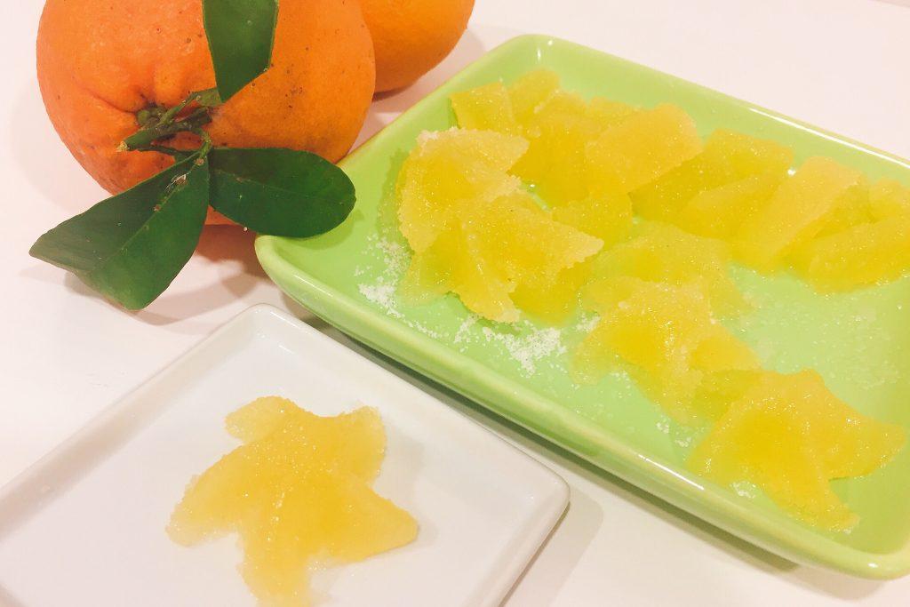 Chuches de Naranja
