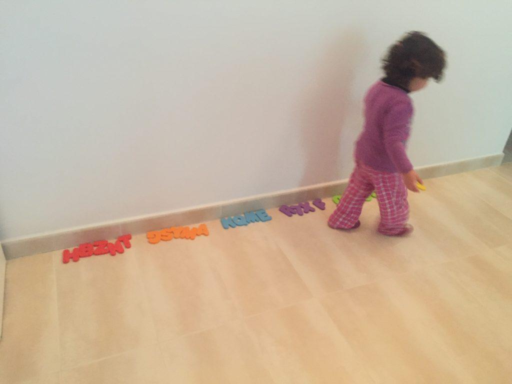 aprender los colores jugando