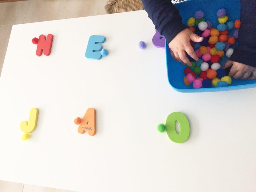 aprender los colores juegos