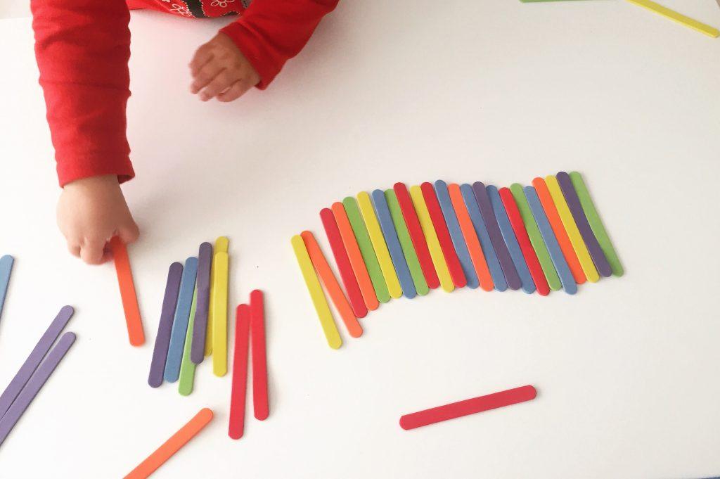 series de colores