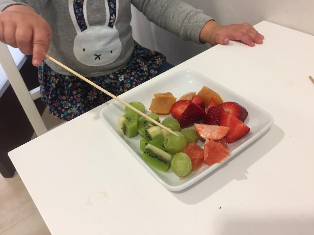 actividades primavera cocinar con niños