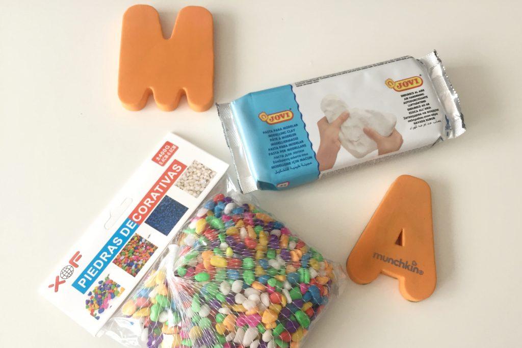 regalos con pasta de modelar