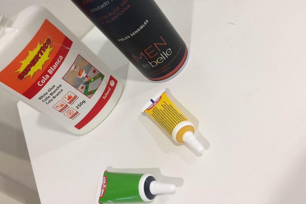 receta de pintura 3d casera