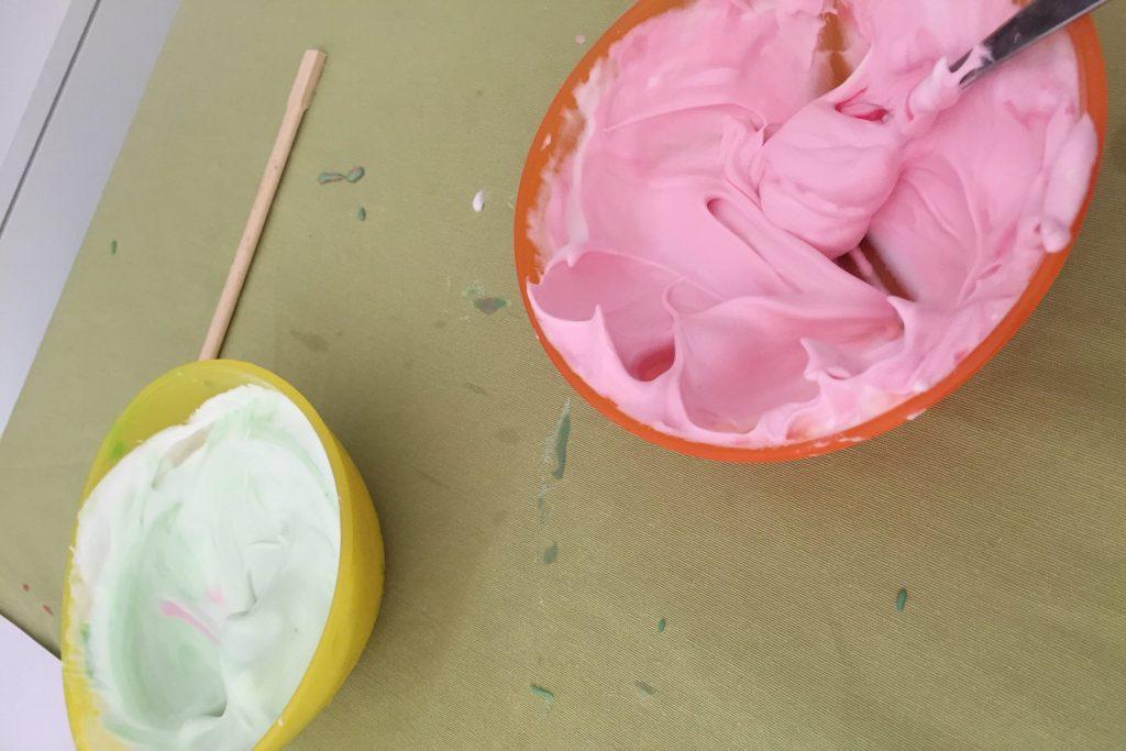cómo hacer pintura 3d casera