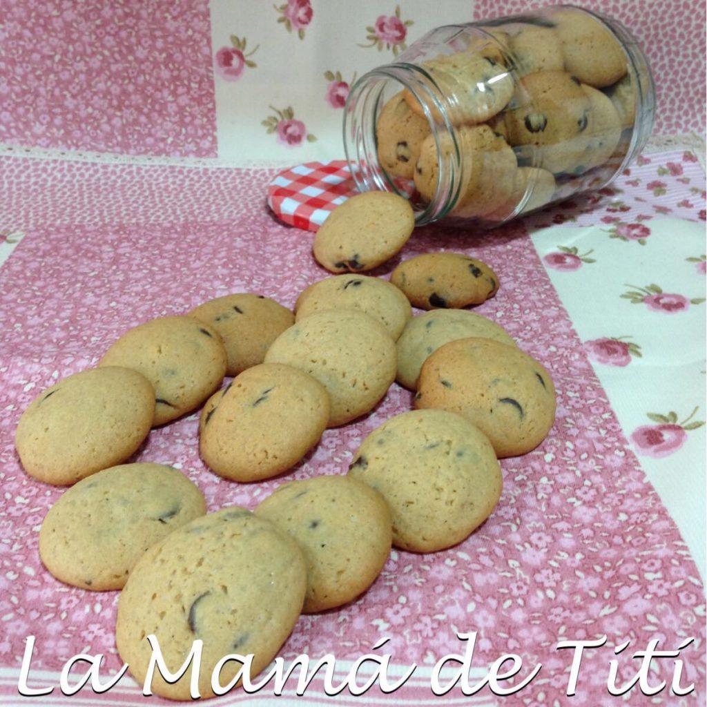 receta de cookies para hacer con niños