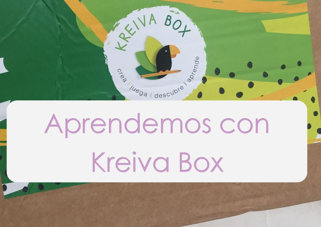 Kreiva Box, nuestra experiencia