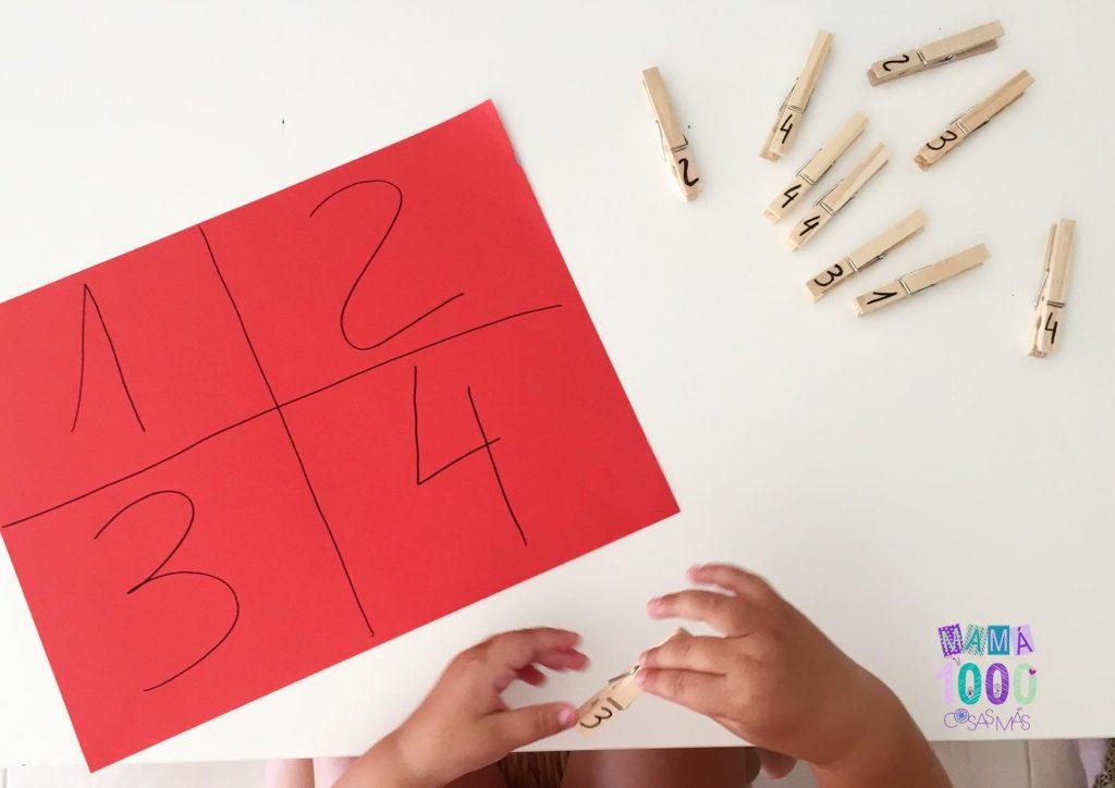aprender numeros niños 3 años