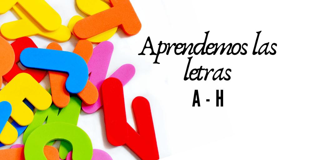 juegos con las letras del abecedario