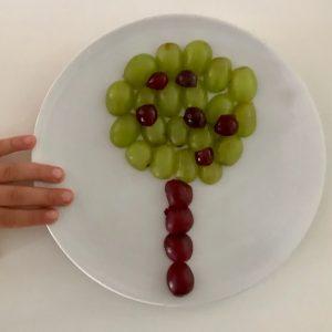árbol de uvas