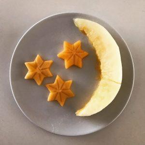 Cielo de frutas