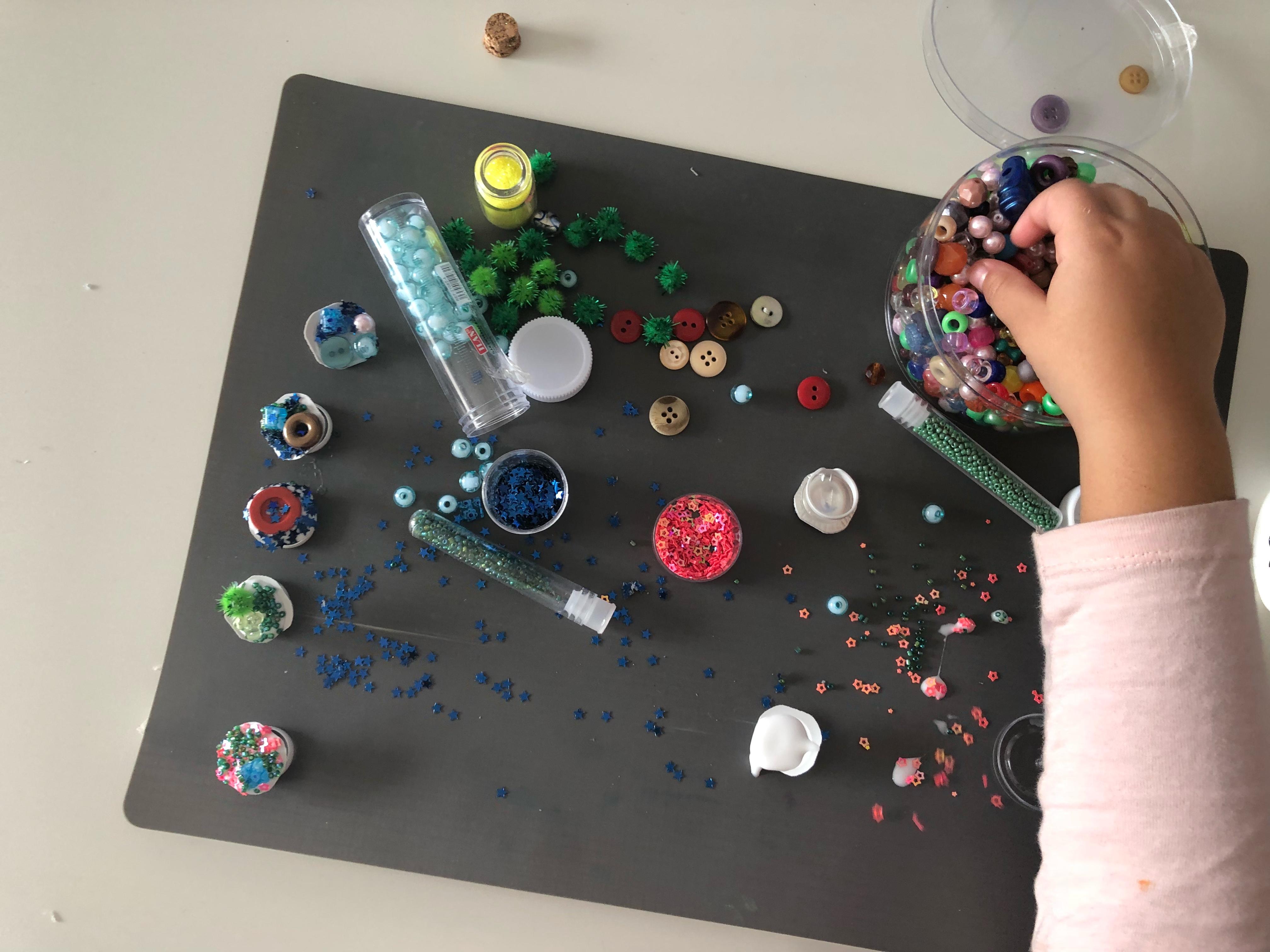creatividad para niños