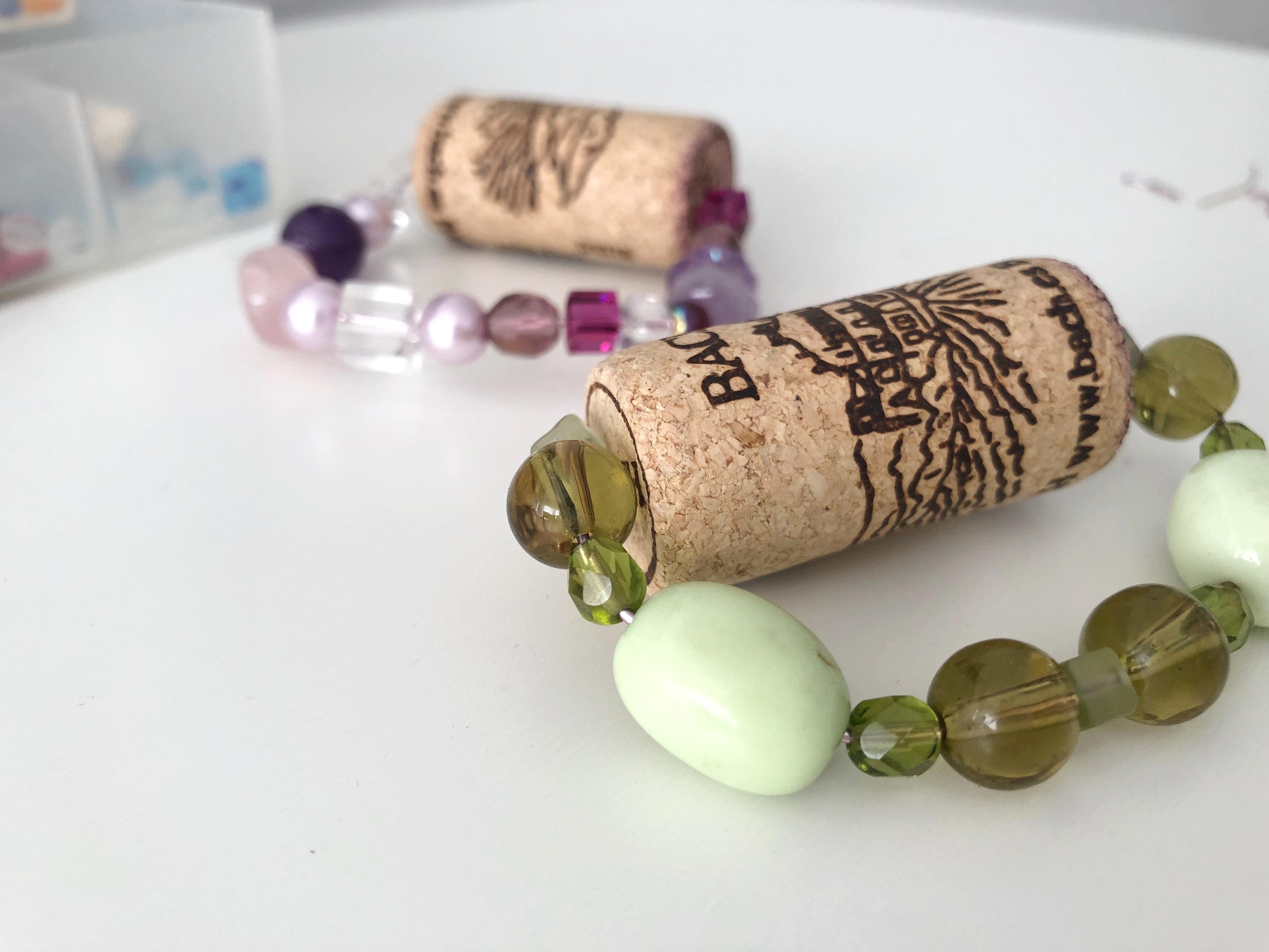 reutilizar corchos de vino