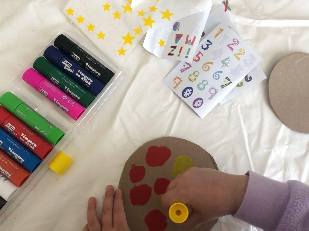 puzzle para hacer con niños