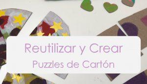 puzzles caseros de cartón