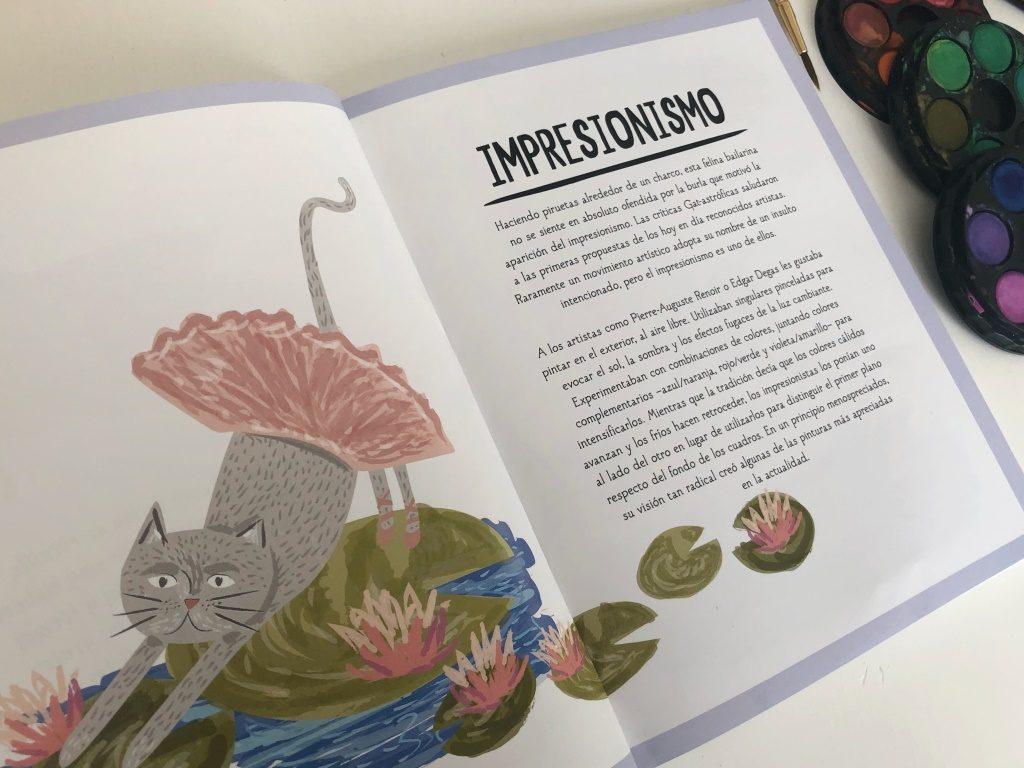libros para aprender historia del arte con niños