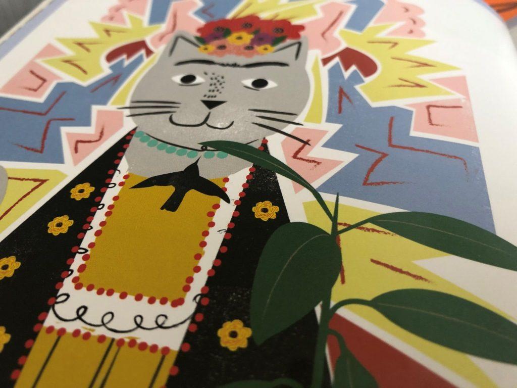kahlo para niños