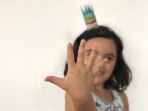 coronas diy manualidad para niños