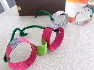 gafas diy manualidad para niños