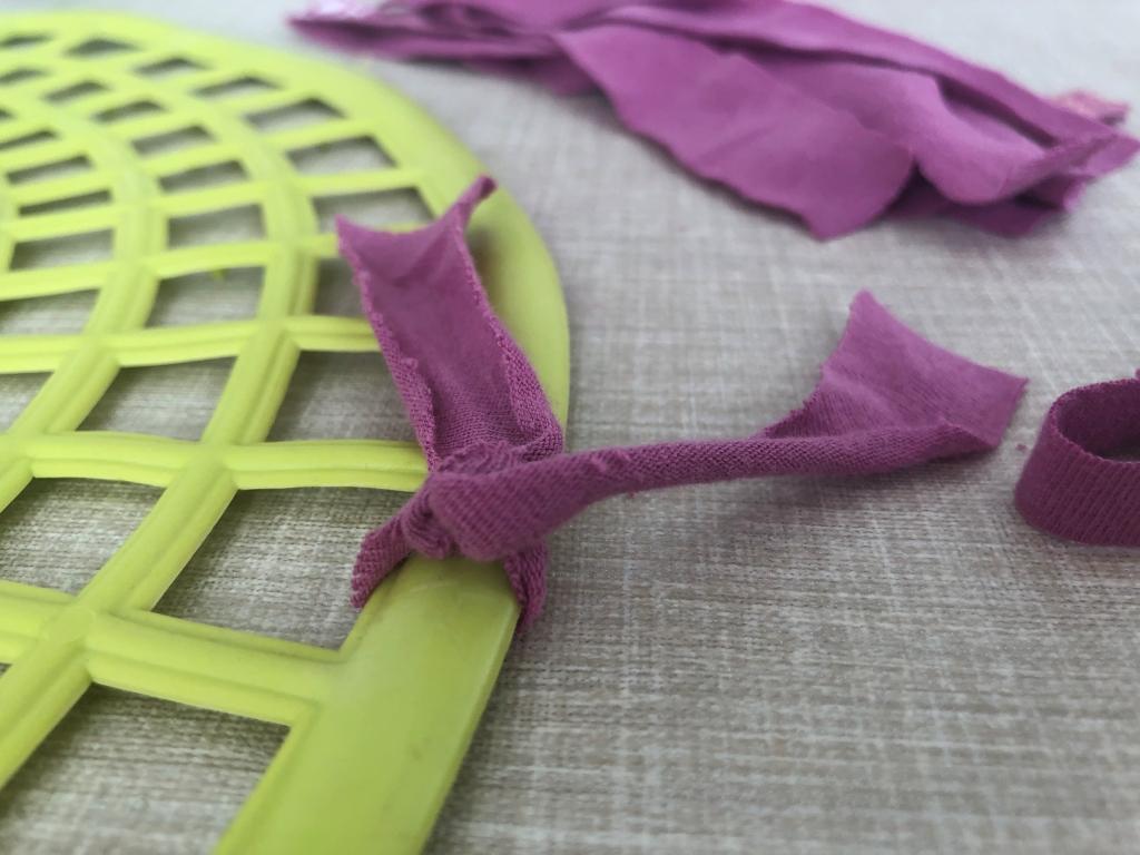 crea una alfombra sin coser