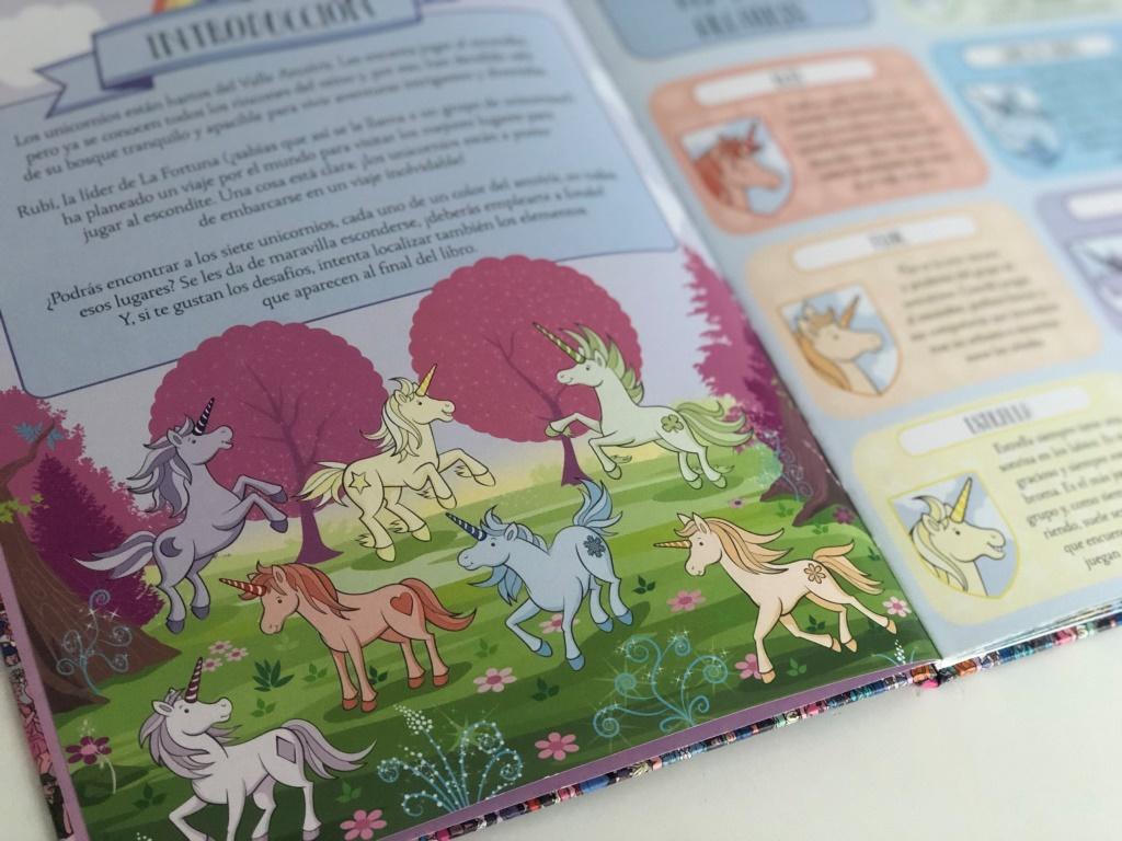 libros de unicornios