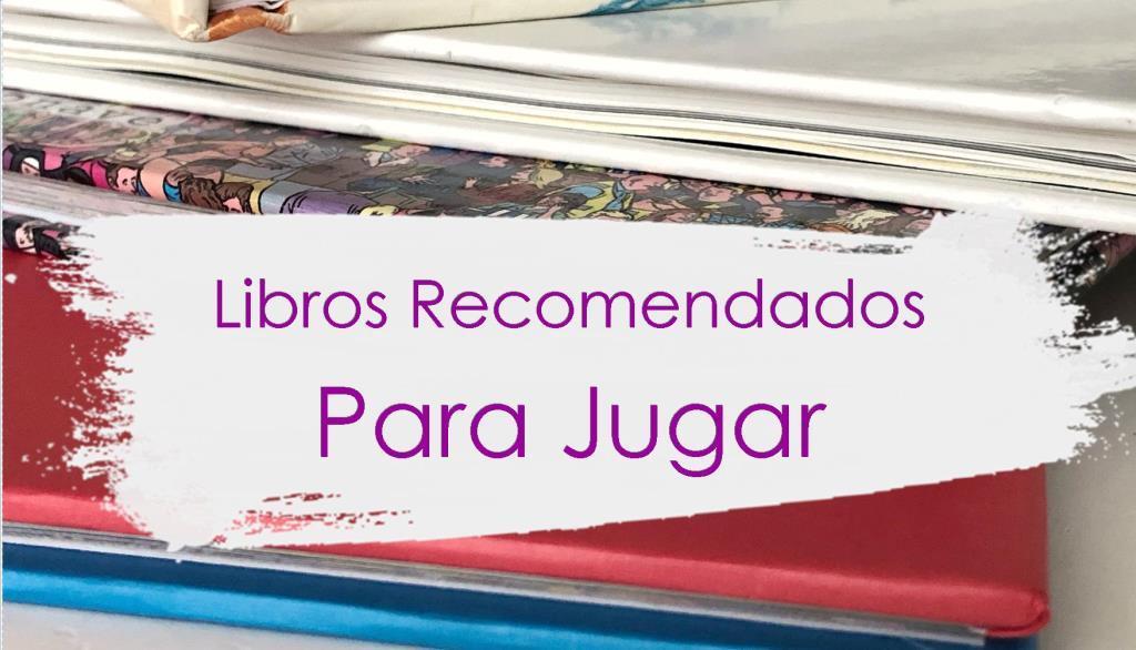 libros juegos para jugar