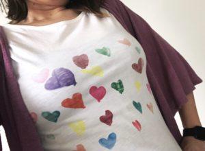 camiseta personalizada por sublimacion