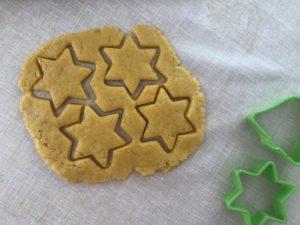 galletas dulces de pascua