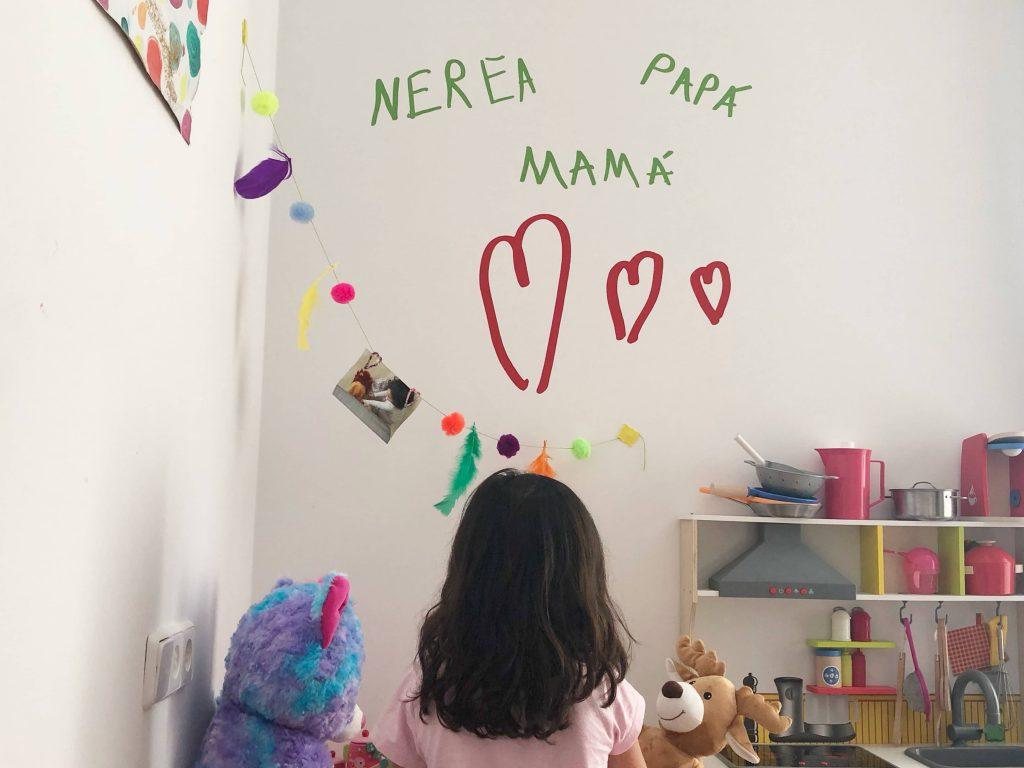 vinilos personalizados para habitacion infantil