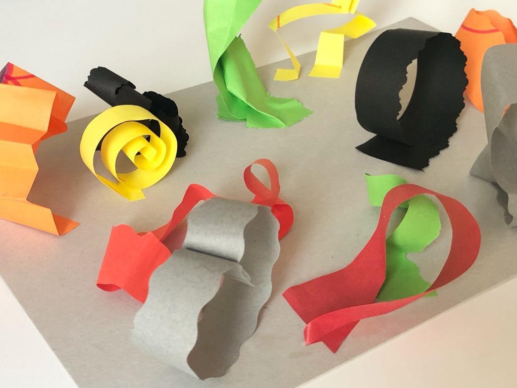 ideas faciles para hacer con papel