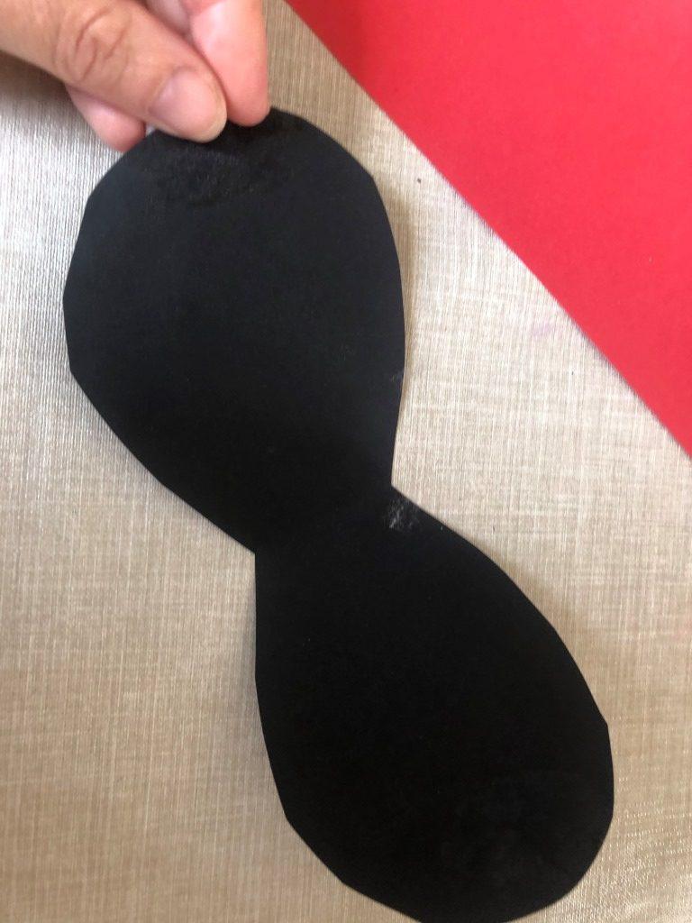 como hacer una mariquita de papel