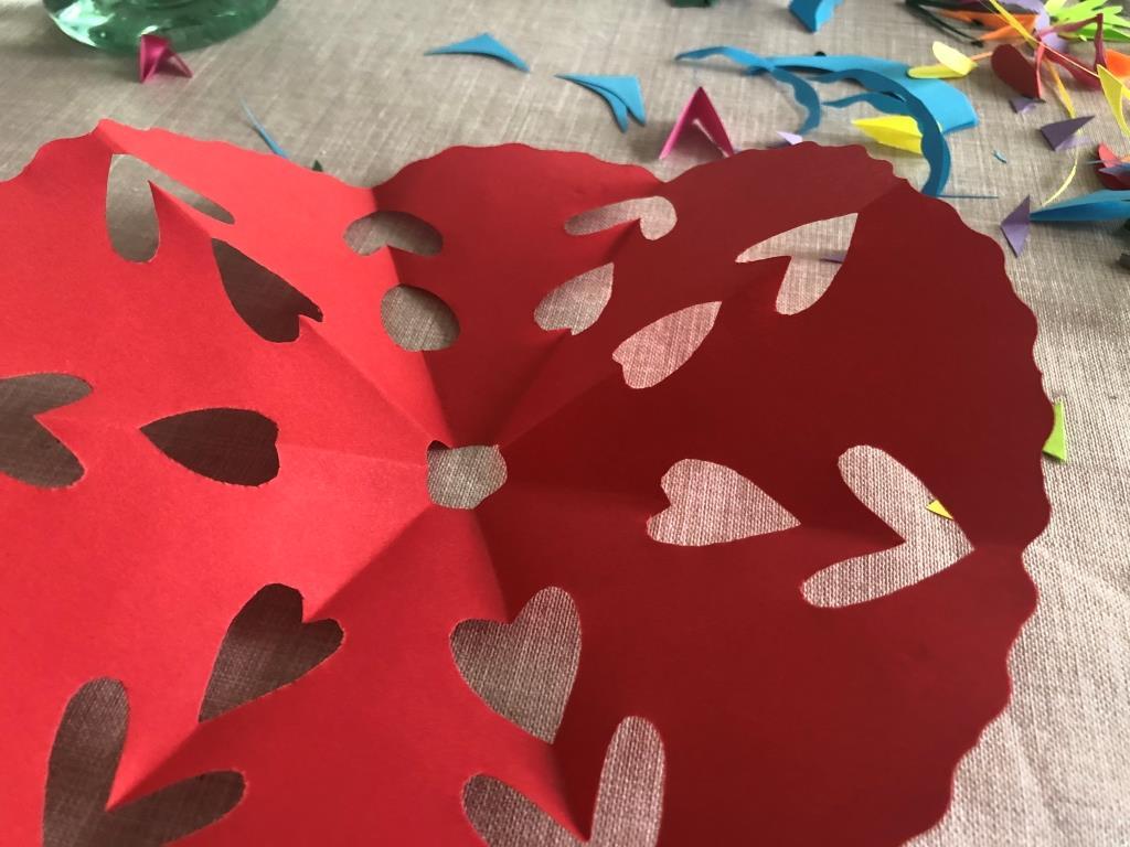 como hacer neulas de papel