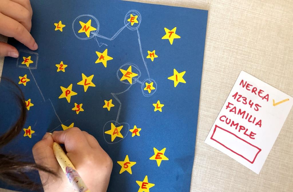 actividades lectoescritura para hacer en casa