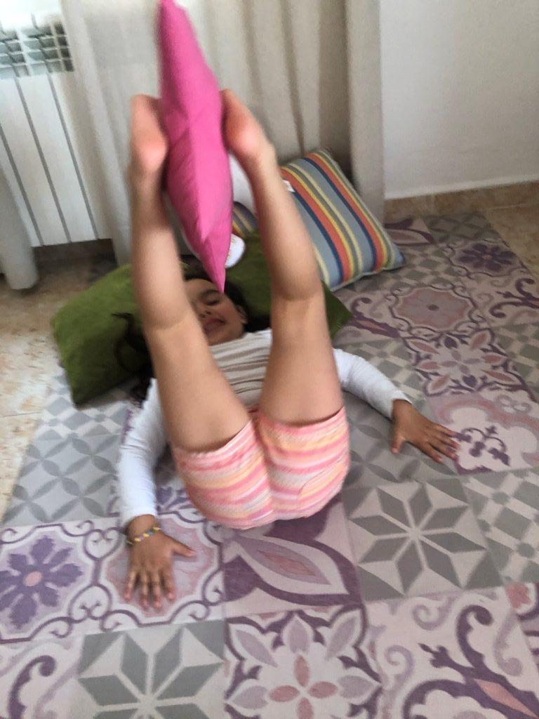 motricidad gruesa para niños en casa