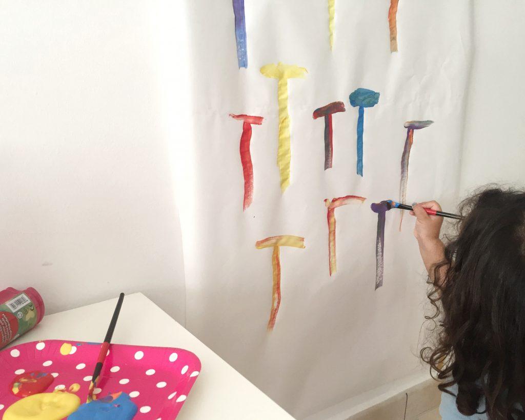 aprender las letras infantil