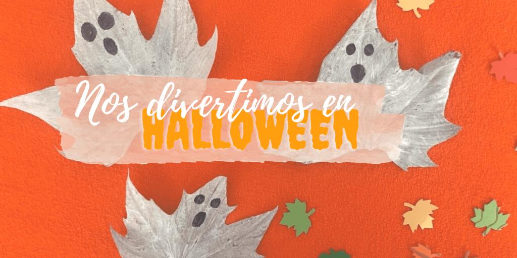 actividades divertidas de halloween sin miedo
