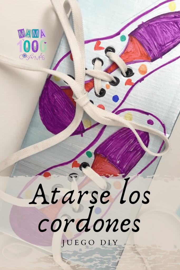 aprender a atarse los cordones con juegos