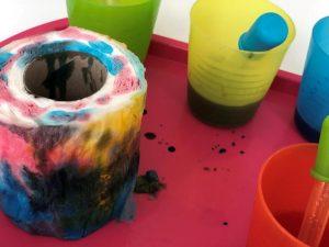 estimular la creatividad con cosas de casa