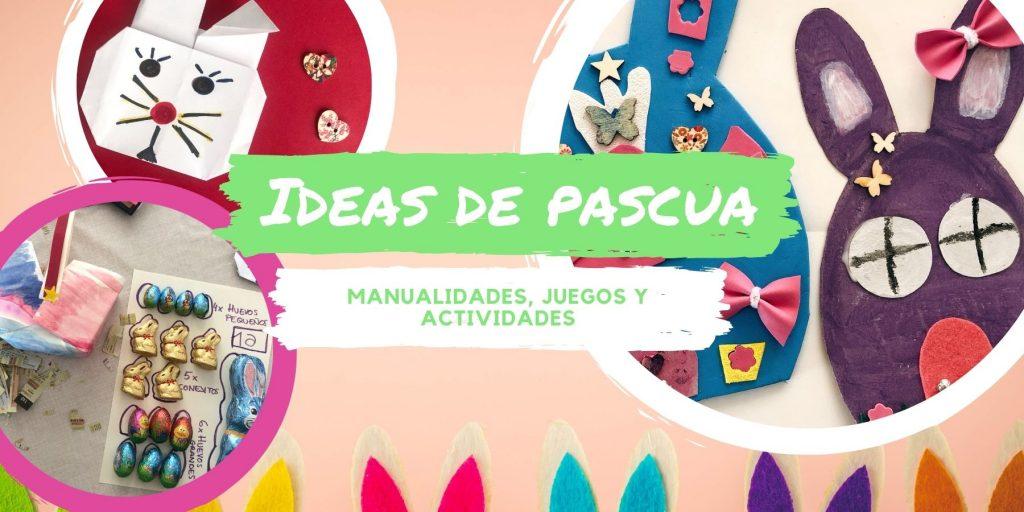 ideas para pascua con niños