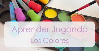 juegos para aprender los colores